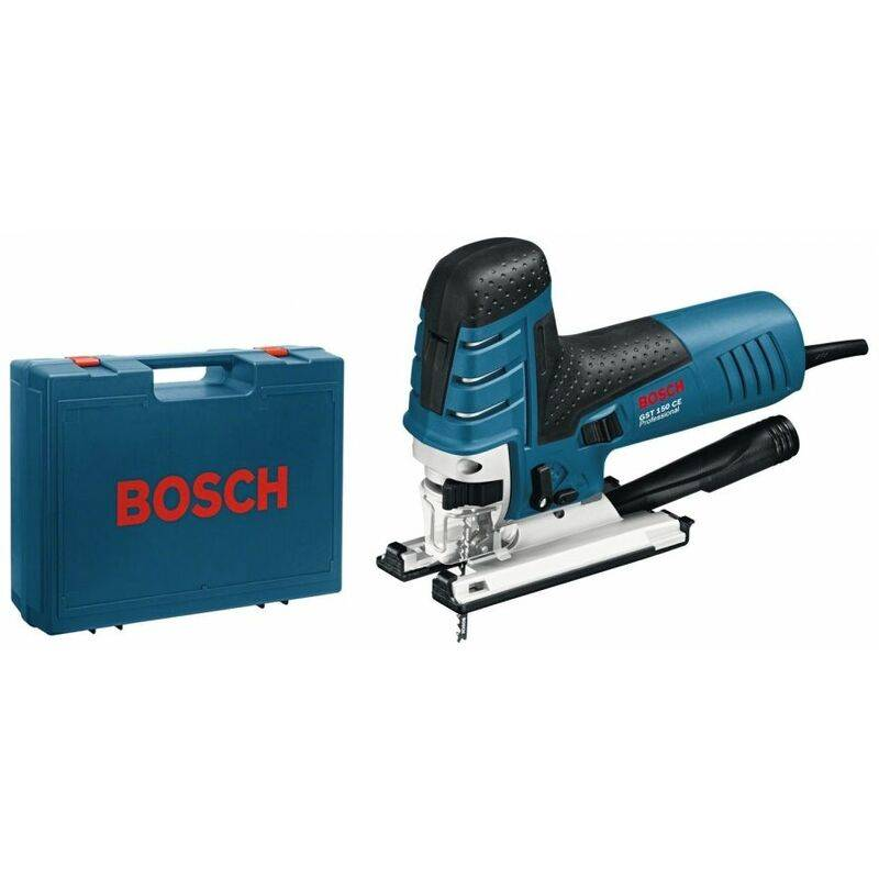 BOSCH Scie sauteuse 780W Bosch GST 150 CE Système SDS Professional Poignée axiale