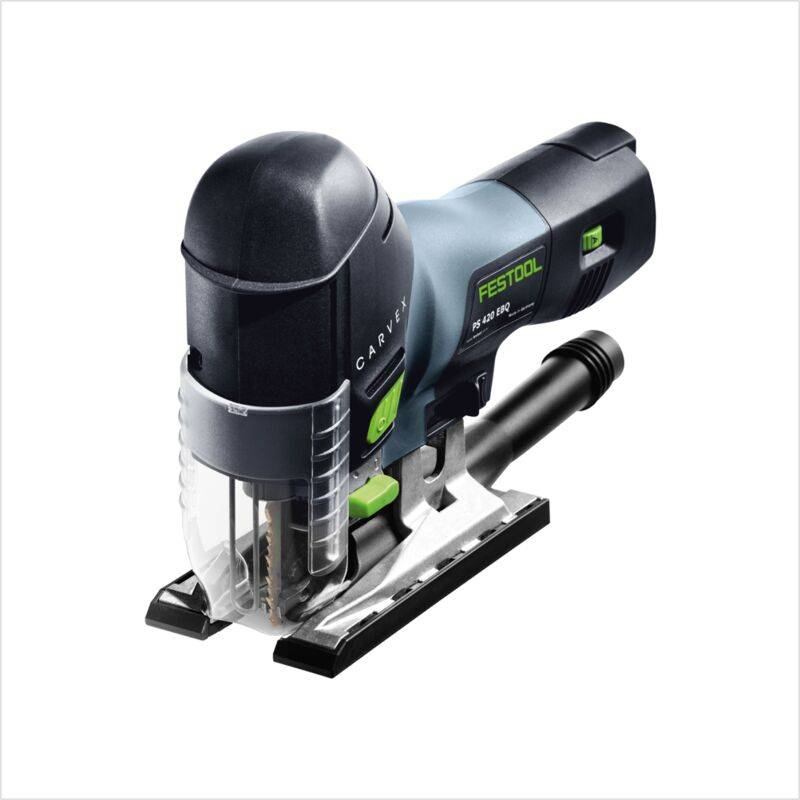Festool PS 420 EBQ-Plus Scie sauteuse 550 W avec boîtier Systainer ( 561587 )
