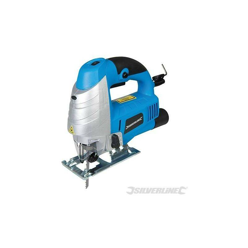 Silverline - Scie sauteuse laser 710 W