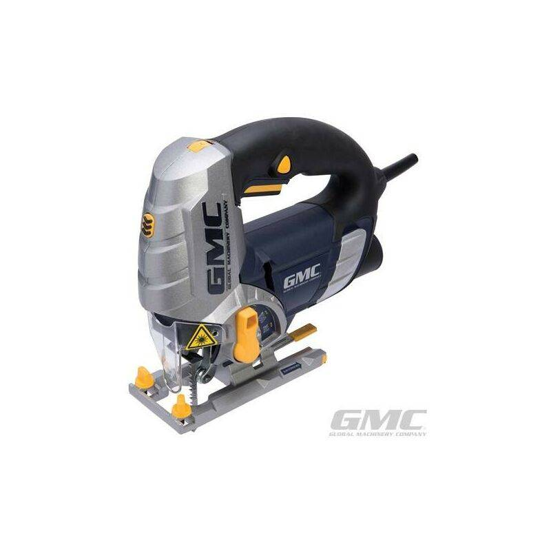 GMC - Scie sauteuse LJS750CF 750W 230V (UE) à action pendulaire avec guidage