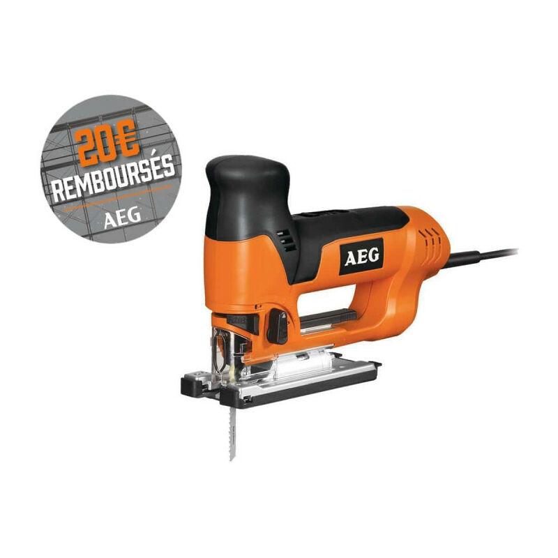 Aeg Powertools - Scie sauteuse pendulaire électrique AEG 705 W 110mm ST 800 XE