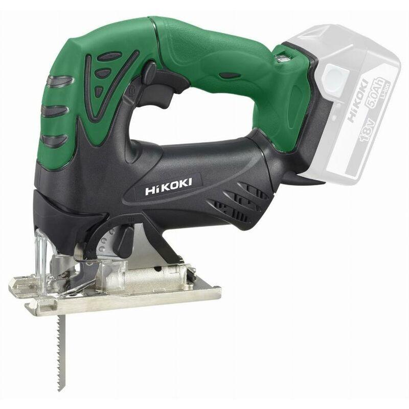 HIKOKI Scie sauteuse pendulaire 135mm - sans batterie ni chargeur - CJ18DSLW4Z - Hikoki
