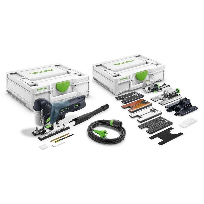 FESTOOL Scie sauteuse PS 420 EBQ-Set CARVEX   576176 - Festool