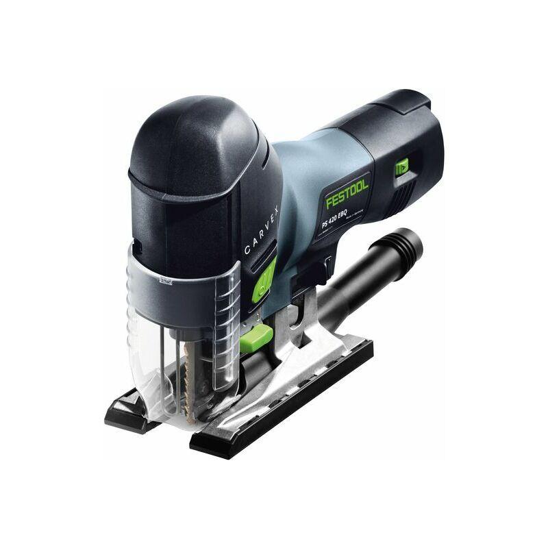 Festool Seghetto alternativo PS 420 EBQ-Set CARVEX