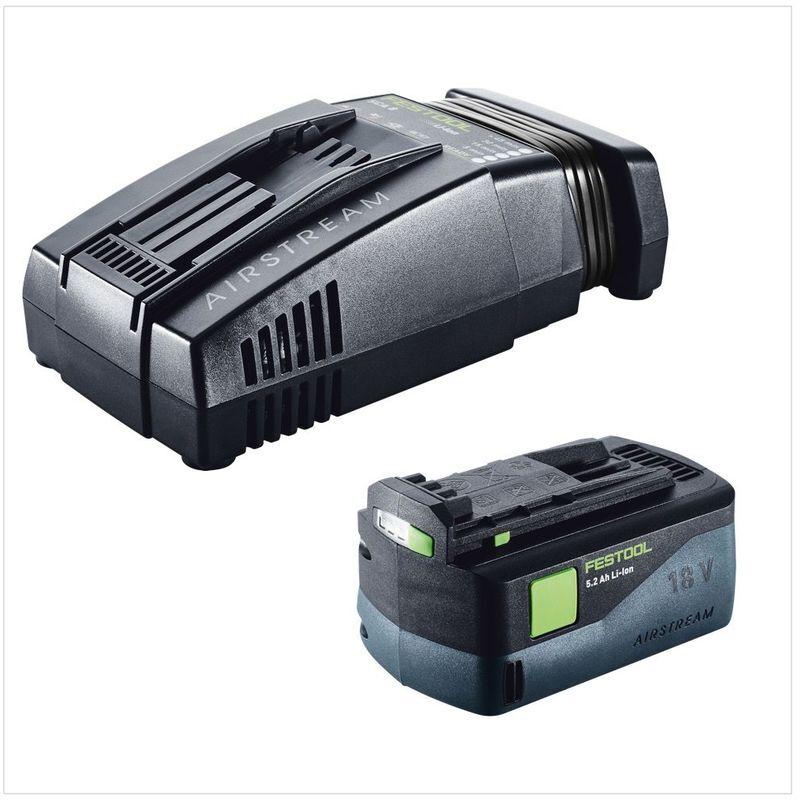 Festool PSBC 420 Li 5,2 EB-Plus-SCA Scie Sauteuse sans fil CARVEX avec boîtier