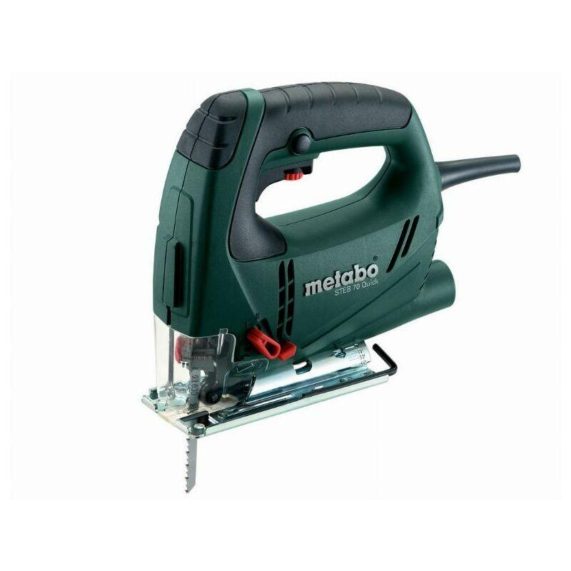 METABO Scie sauteuse STEB 70 Quick METABO Coffret - 601040500