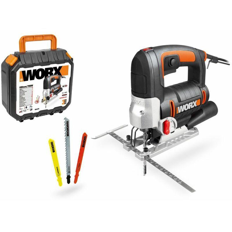 WORX Scie sauteuse Worx 'WX479' 750W
