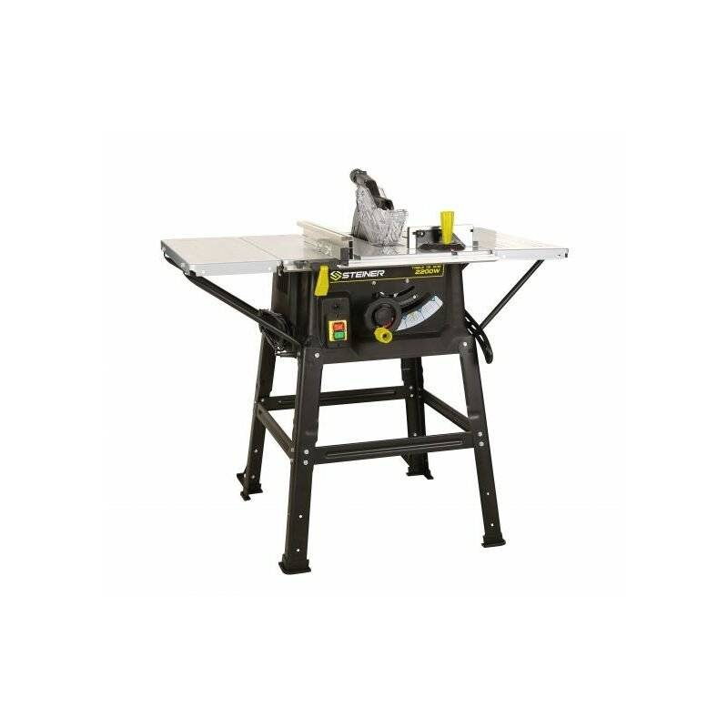 STEINER Scie Sur Table 2200W 255mm STEINER