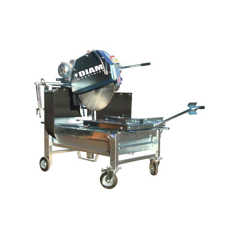Diam Industries - Scie sur table Electrique 380V 4000W Ø700 MM - DK700-G