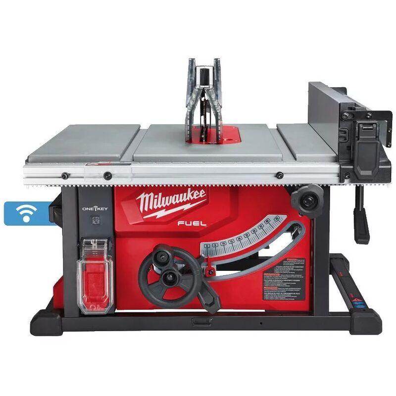 MILWAUKEE Scie sur table FUEL 18V   M18 FTS210-0 (machine seule) - 4933464722 - Milwaukee