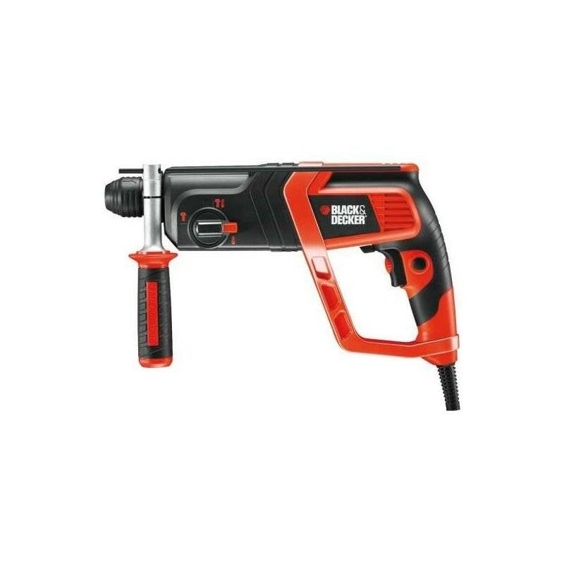 Brico Xs - SDS Plus Marteau 710W Black & Decker KD975