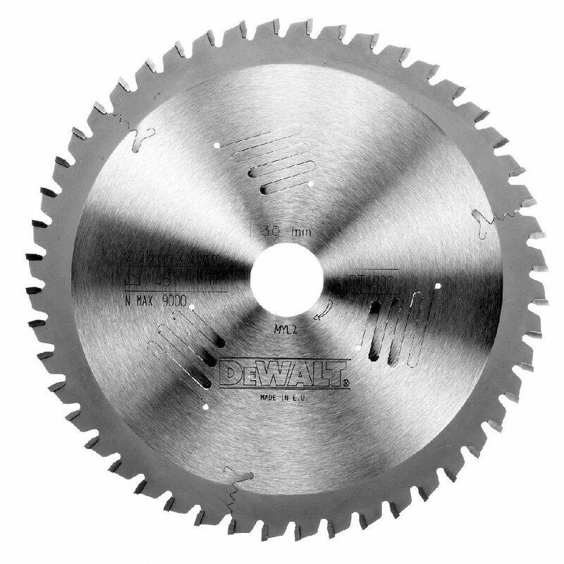 DeWALT Lame de scie circulaire 305/30mm 80TFZ - DT4283-QZ