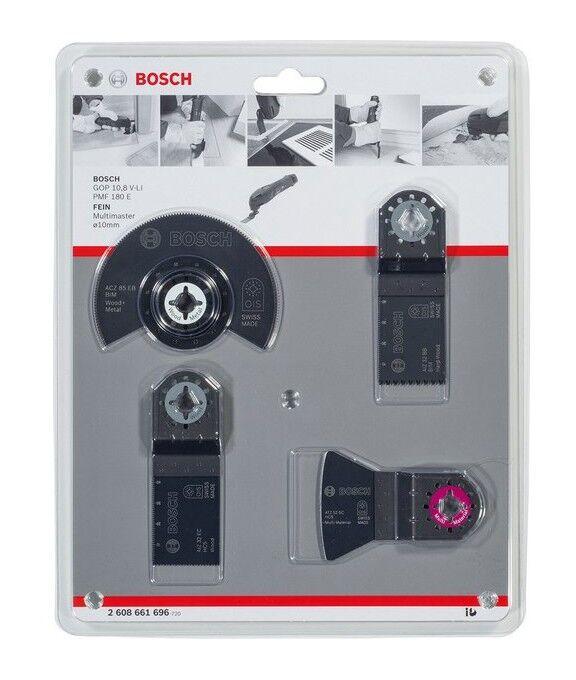 Bosch - Set pour solset montage, Quantité : 4 pièces