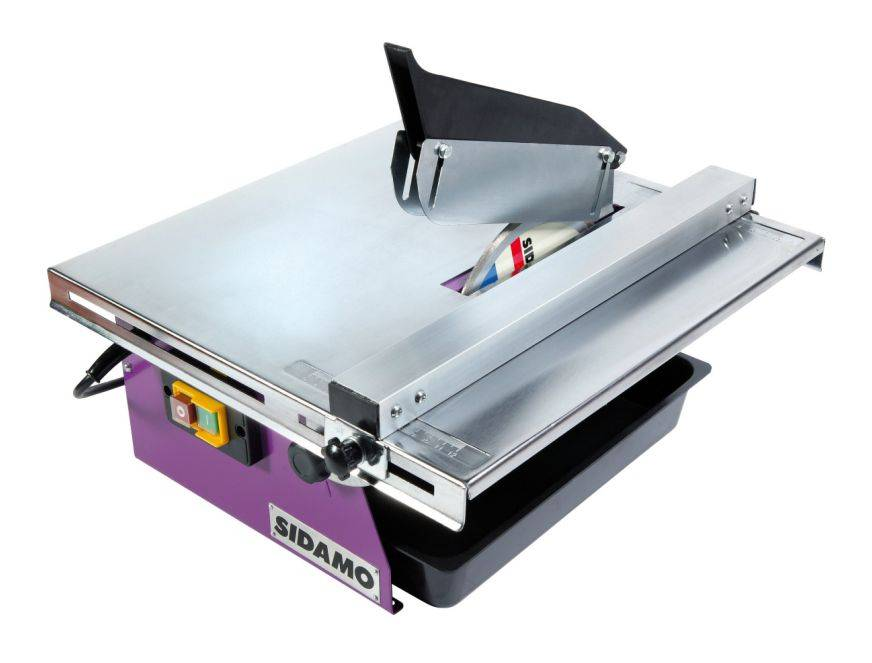 SIDAMO Scie de carrelage SIDAMO DIAMINIBOX 180 - Ø180 mm 800W - 20116012