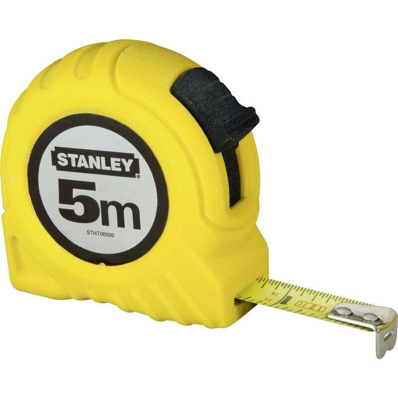 STANLEY BY BLACK & DECKER Mètre-ruban 5 m 1-30-497 1 pc(s) S030351 - Stanley By Black&decker