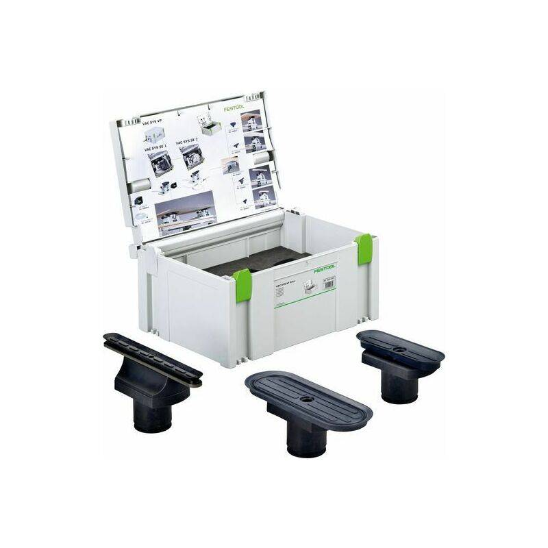 Festool SYSTAINER d'accessoires VAC SYS VT Sort - 495294