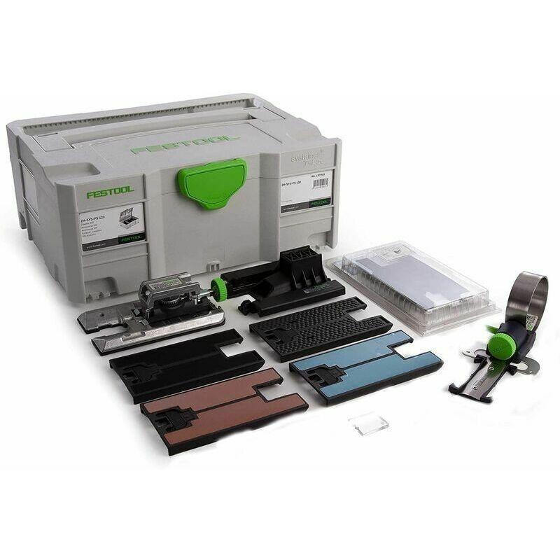 FESTOOL Accessoires pour scie sauteuse en systainer ZH-SYS-PS 420 - 497709 - Festool