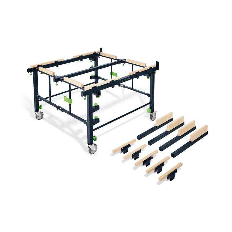 FESTOOL Table mobile de sciage et de travail STM 1800 FESTOOL - 205183