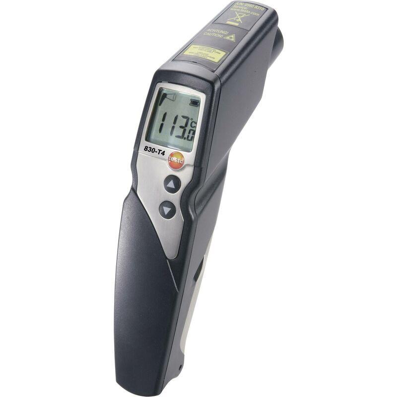TESTO Thermomètre IR 830-T4 Q54969