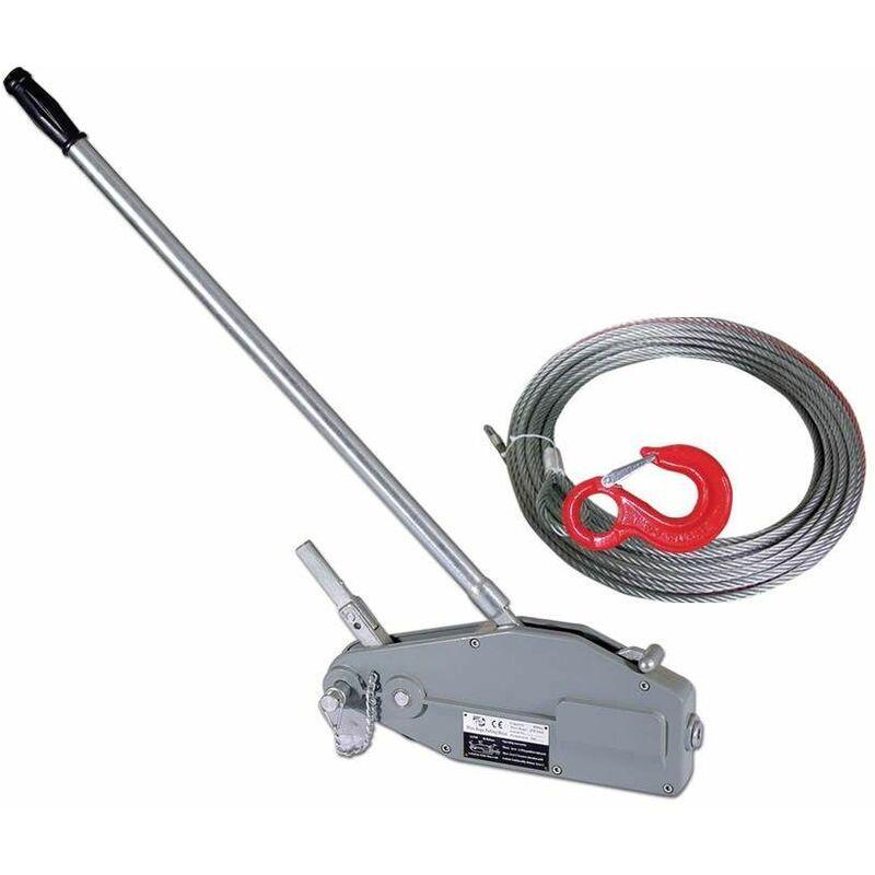 VARAN MOTORS hoh3200 Tire-fort, tire-câble manuel, treuil de halage à levier 3200Kg + câble