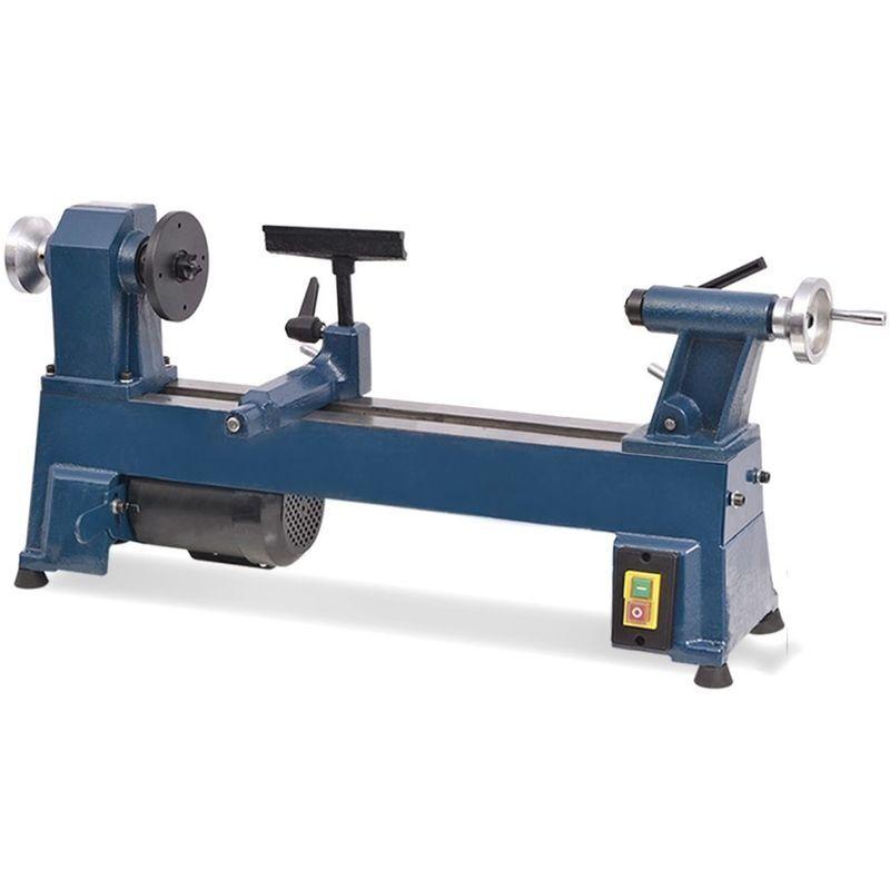 Topdeal VDTD04460_FR Tour à bois 450 mm 500 W