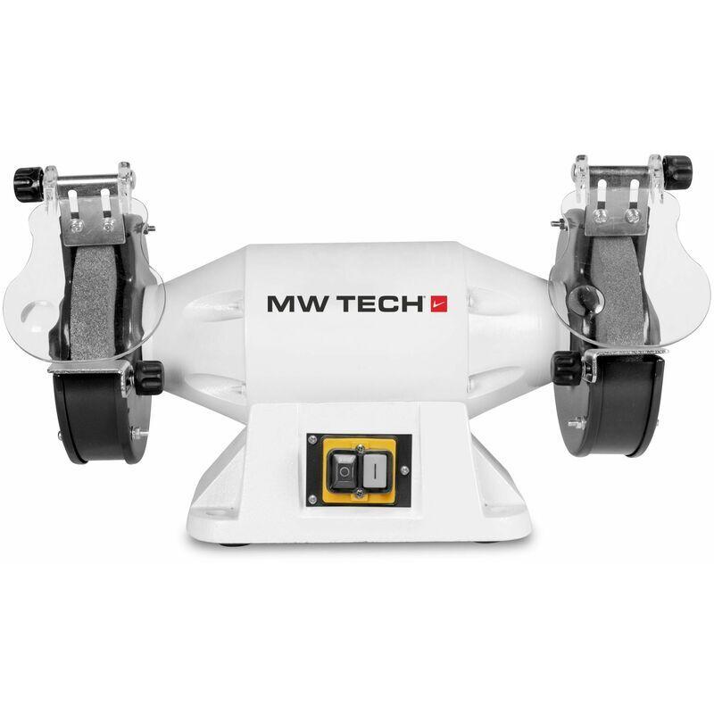 MW-TOOLS Touret à meuler 230V Ø150 ME15 - Mw-tools