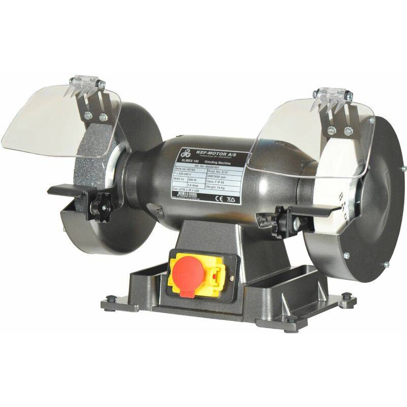 KEF Touret à meuler Ø200mm 230V 50Hz KEF Slibex