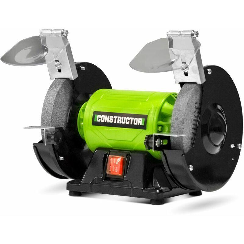 CONSTRUCTOR Touret à meuler 200W -150mm - Constructor