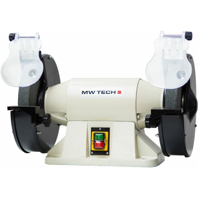 MW-TOOLS Touret à meuler 380V Ø250 ME25 400V - Mw-tools