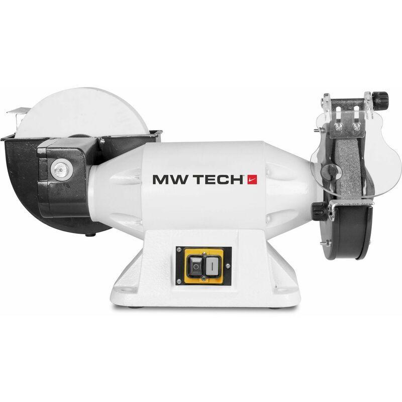 MW-TOOLS Touret à meuler à eau et à sec 230V MW-Tools ME15ES