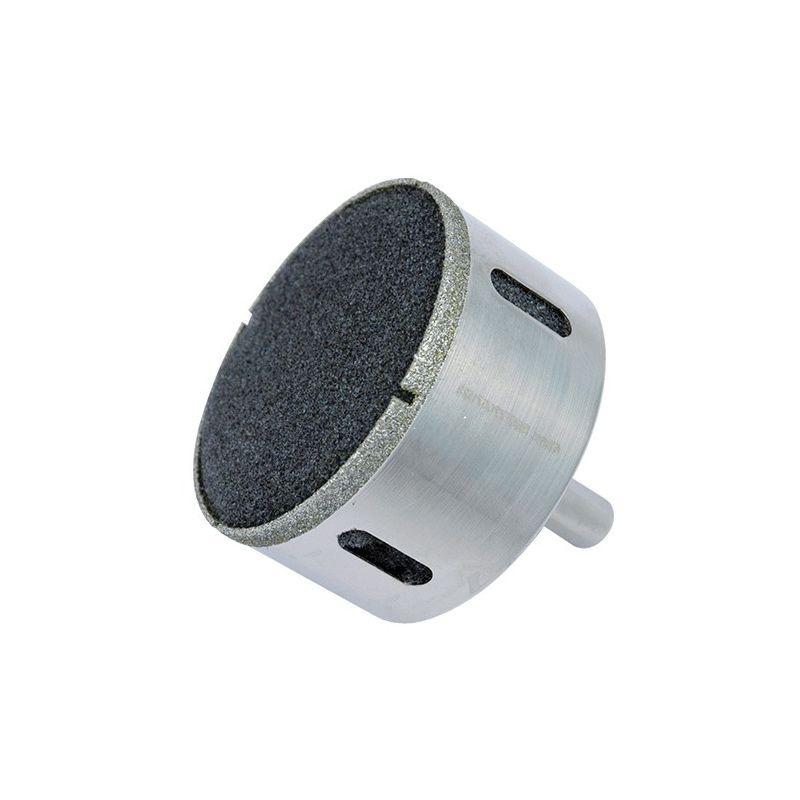 LEMAN Trépan diamanté D. 68 mm Ht. 35 mm pour carrelage à eau - 62.068 - Leman