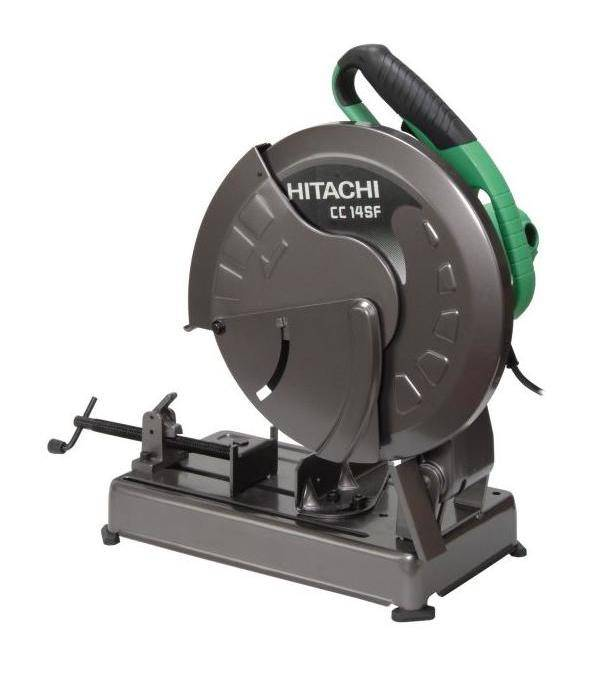 Hitachi - Hikoki– Tronçonneuse à disque 355mm 2000W – CC14SF - TNT