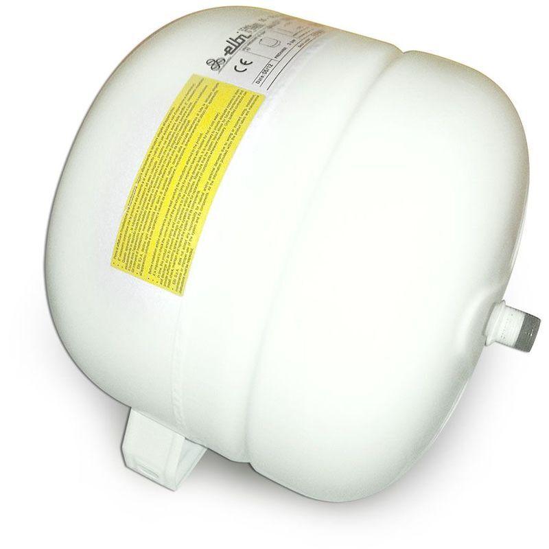 ELBI Vase d'expansion solaire à membrane fixe de 35 litres pour installations