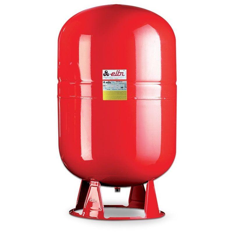 ENERGY DUEGI Vase d'expansion à membrane fixe, 80 litres, pour les systèmes de chauffage ou