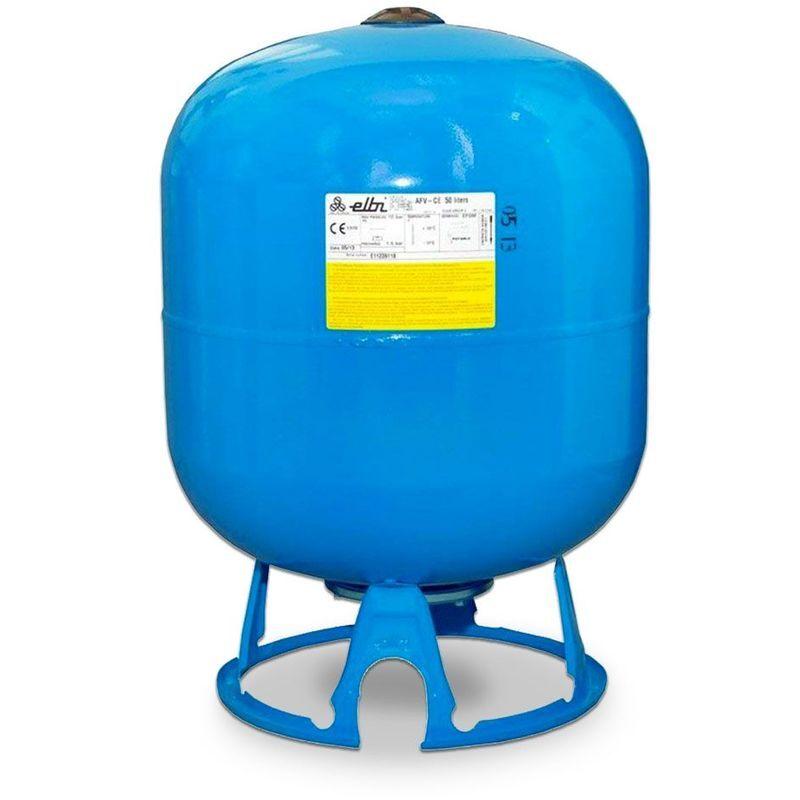 ENERGY DUEGI Vase d'expansion à membrane interchangeable de 50 litres pour l'eau sanitaire