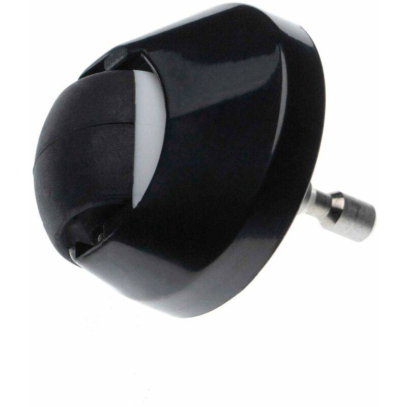 VHBW Roue compatible avec iRobot Roomba 650, 651, 660, 700, 760, 765, 770, 774, 775,