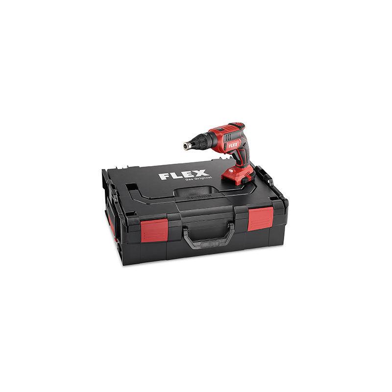 FLEX Visseuse à placo 18V DW 45 18.0-EC sans batterie ni chargeur - en coffret avec