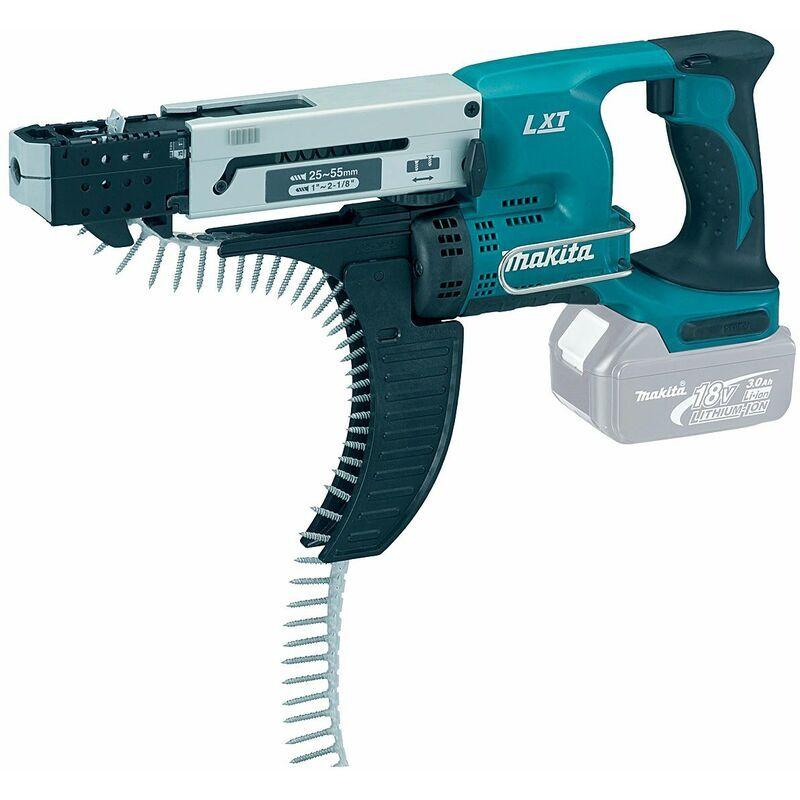 Makita DFR550Z Visseuse automatique à batteries 18V Li-Ion (machine seule)