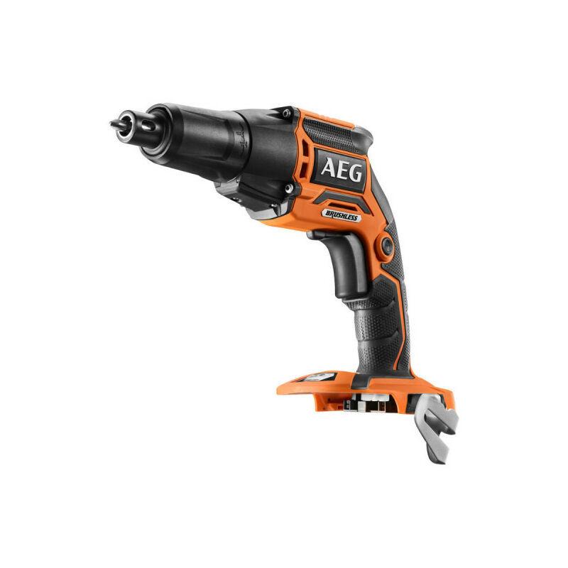 A.e.g - Visseuse plaquiste brushless AEG 18V sans batterie ni chargeur BTS18BL-0