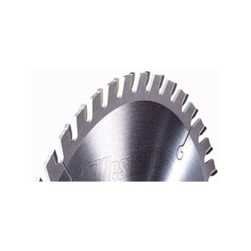 Westfalia Lame de rechange pour scie circulaire - alésage 400 x 30 mm, 60 dents