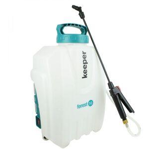 KEEPER Pulvérisateur électrique avec batterie au lithium - 10 L - Keeper - Publicité