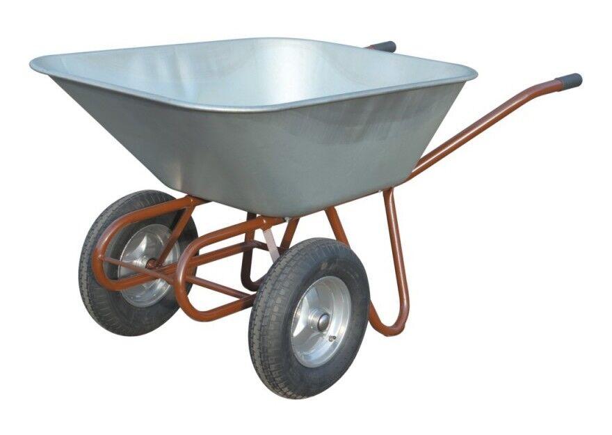 MüBA Brouette 150 L avec 2 roues