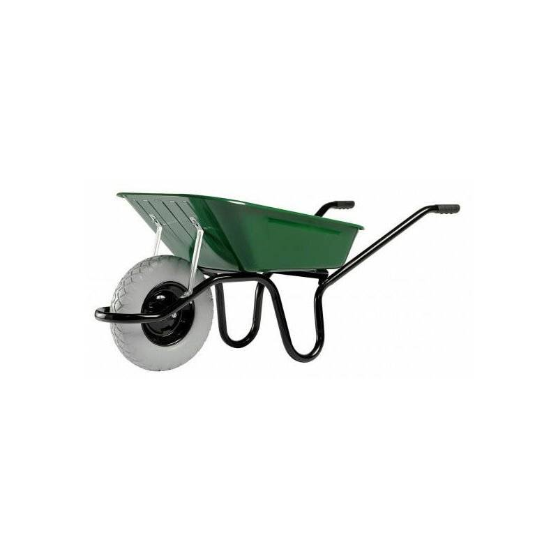 BROUETTE DIRECT - MATISERE Brouette Direct-matisere - Brouette roue increvable: Caisse 90L