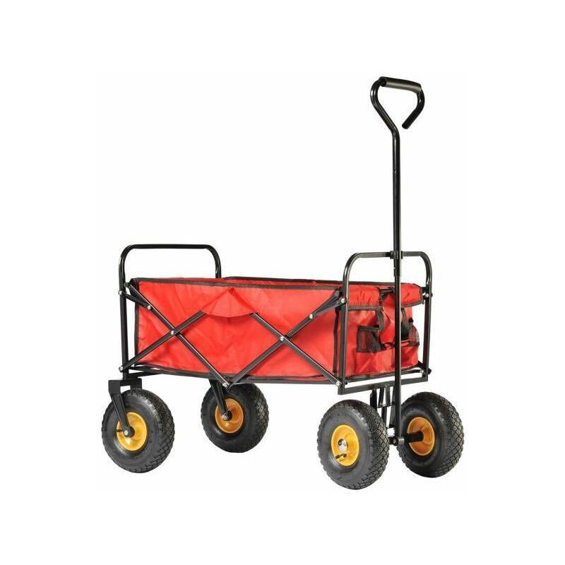 HAEMMERLIN Chariot De Jardin Pliant 80 L Haemmerlin Circus Garden - 320062101 - -