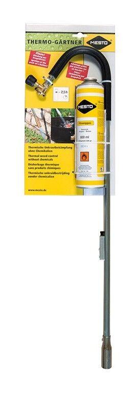 MESTO Pulvérisateur thermique avec Allumage pièzo Thermo Multicolore 28 x 12 x 12 cm