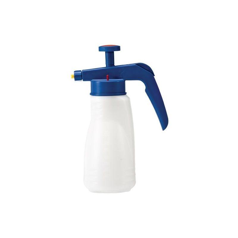 PRESSOL Pulvérisateur industriel SPRAYFIxx plastique acide avec buse à jet plat