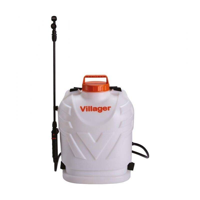 VILLAGER Pulvérisateur 16 litres à batterie 8Ah Villager VBS 16
