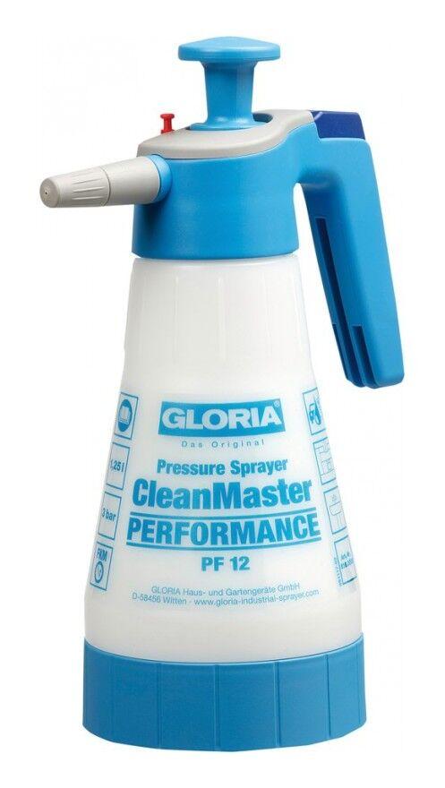 GLORIA Pulvérisateur a pression Clean MasterFKM12 (Par 4)