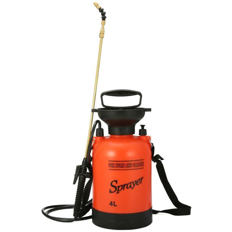 SOOCAS Pulvérisateur à pression d'action de pompe Buse de pulvérisation entièrement