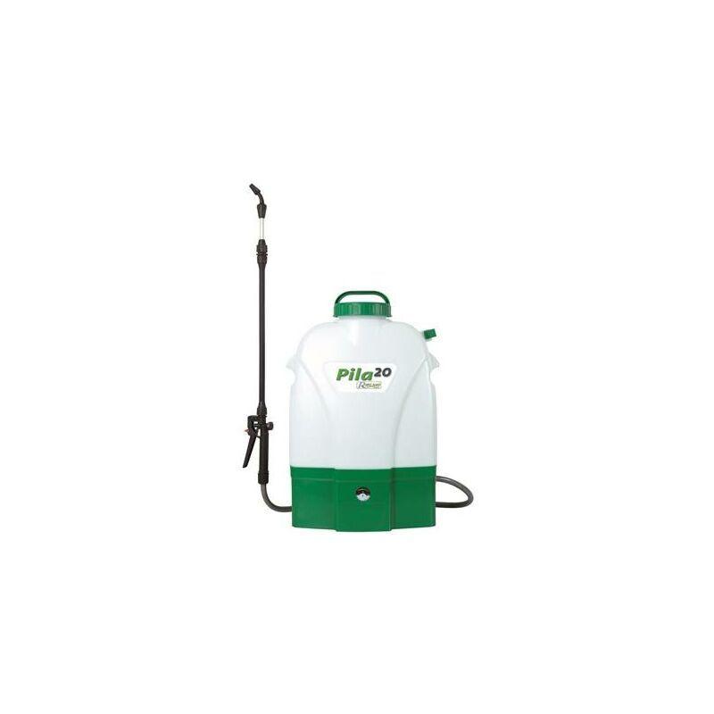 RIBIMEX Pulverisateur électrique 20Litres utilisation 4 h avec batterie et chargeur